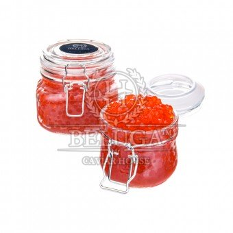 Chum salmon caviar