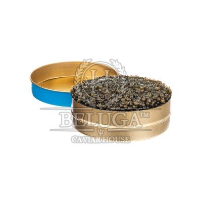 Caviar of stellate sturgeon